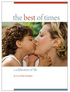 "Lori Haber Buckfire Foundation | ""The Best of Times"" book"